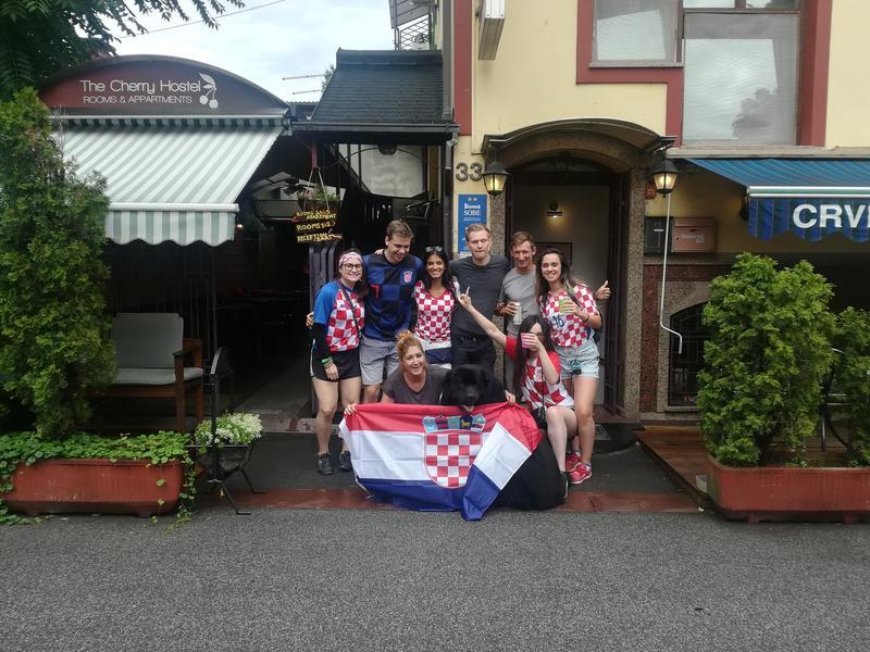 The Cherry Hostel - Zagreb best hostels in Croatia