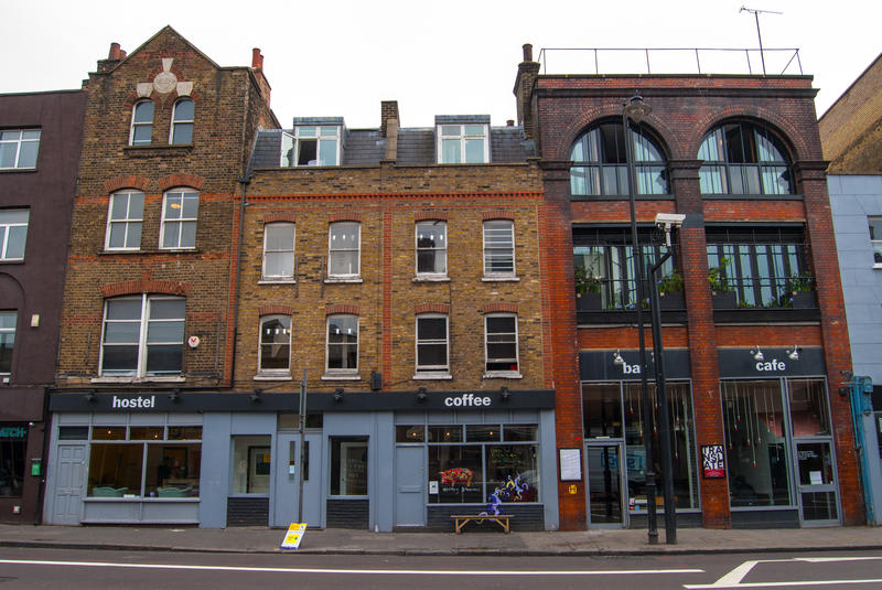The Dictionary Hostel - London best hostels in the UK