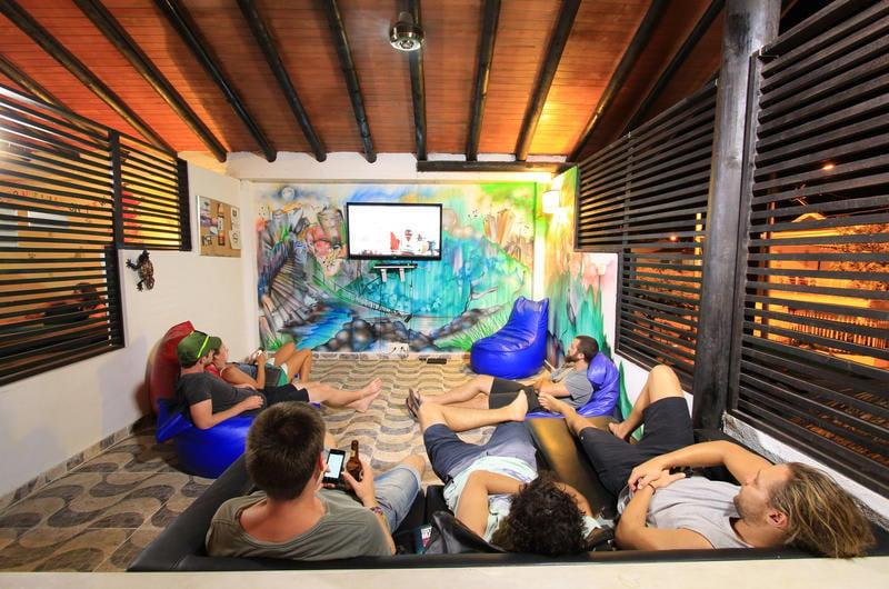 The Dreamer Hostel Santa Marta best hostels in Colombia