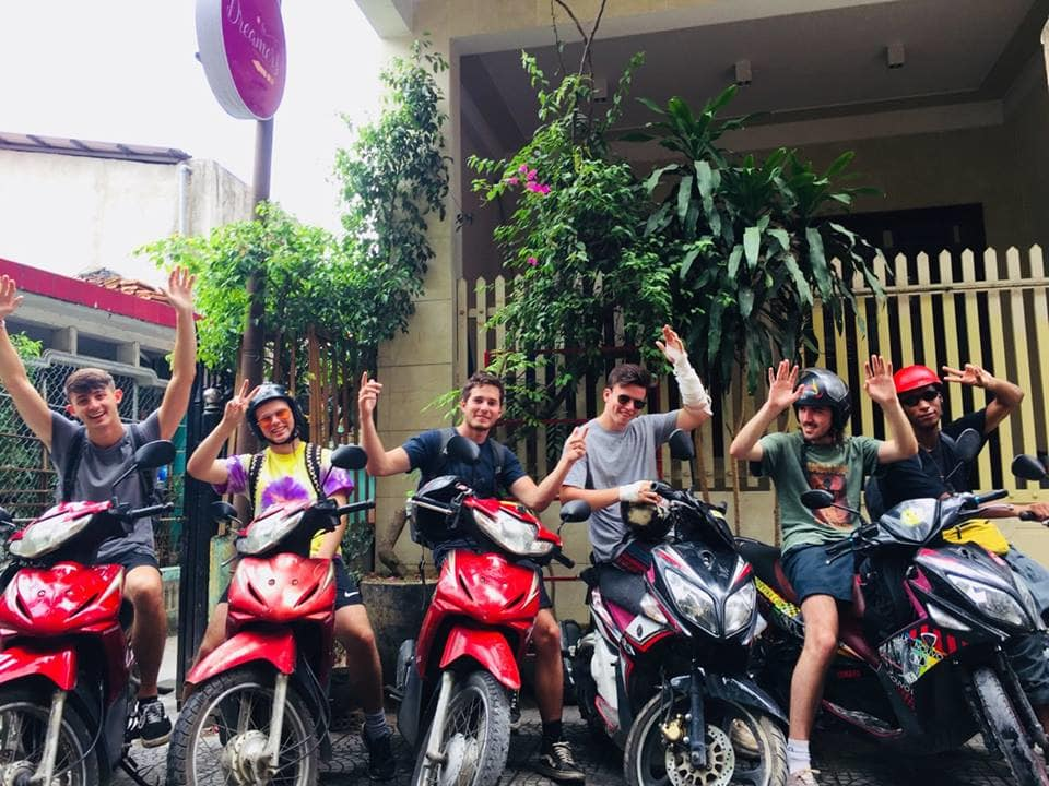 The Dreamers best hostels in Vietnam