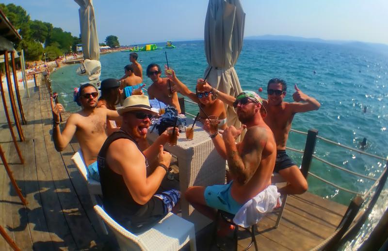 The Lazy Monkey - Zadar best hostels in Croatia