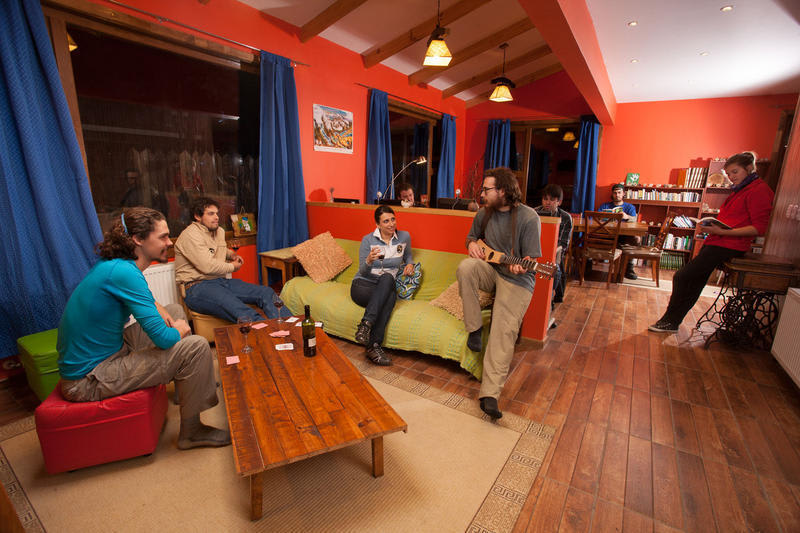 The Singing Lamb Hostel best hostels in Puerto Natales