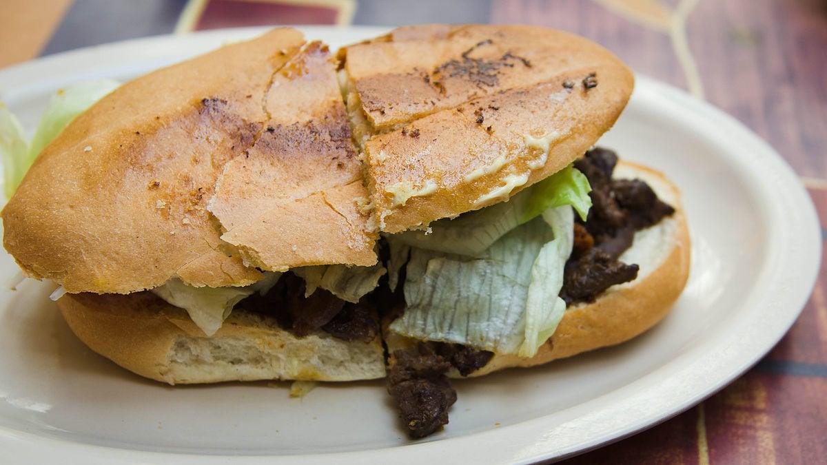 torta sandwhich in colorado food