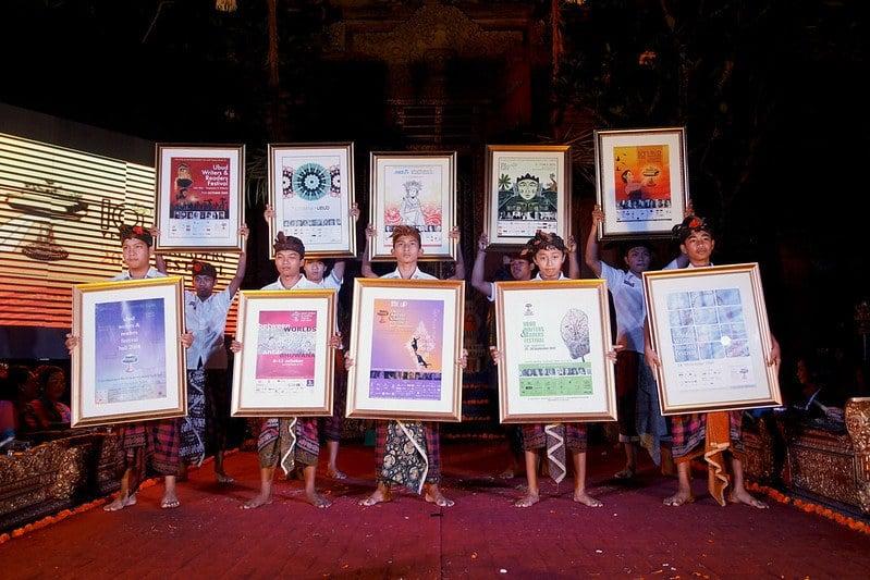 Ubud Writer and Readers festival