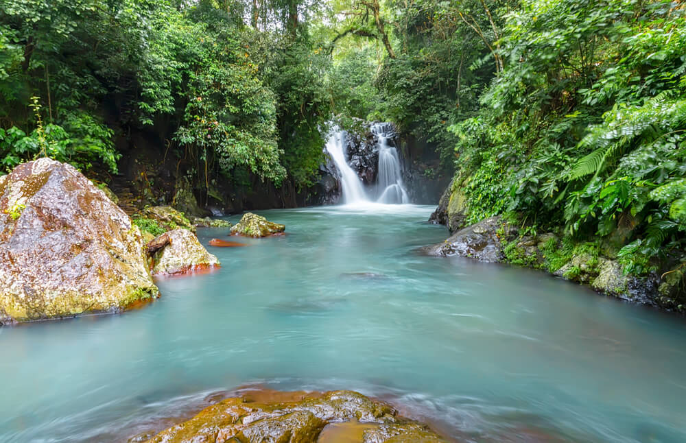 Kroya Waterfalls, Bali