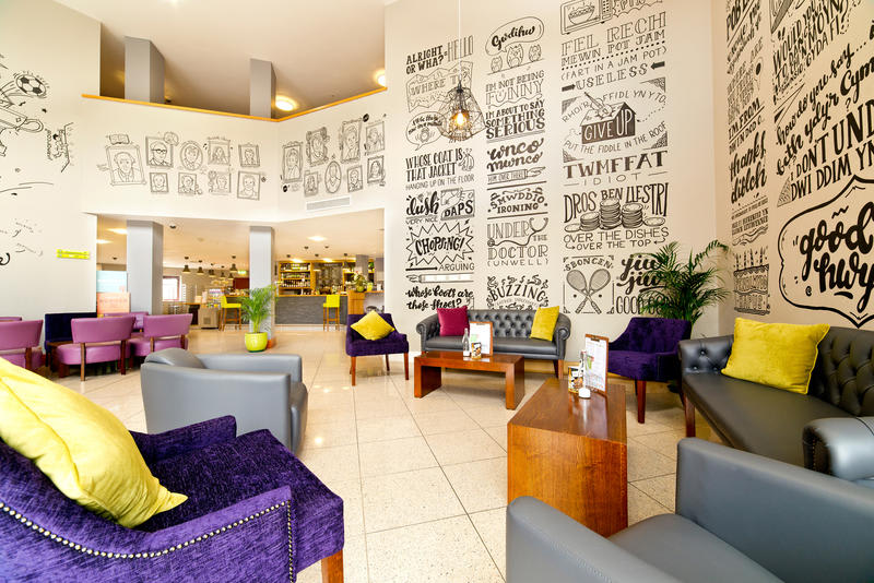 YHA Cardiff Central - Cardiff best hostels in the UK