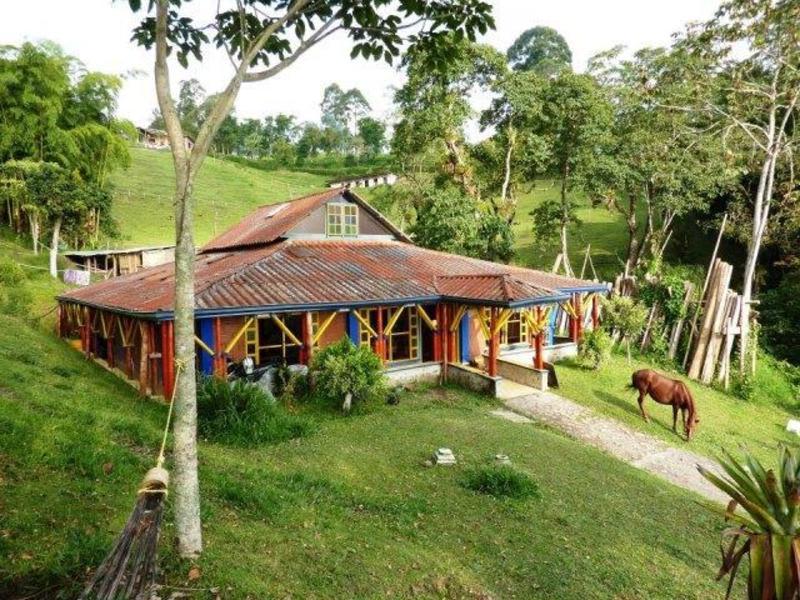 Yambolombia Hostel Salento best hostels in Colombia