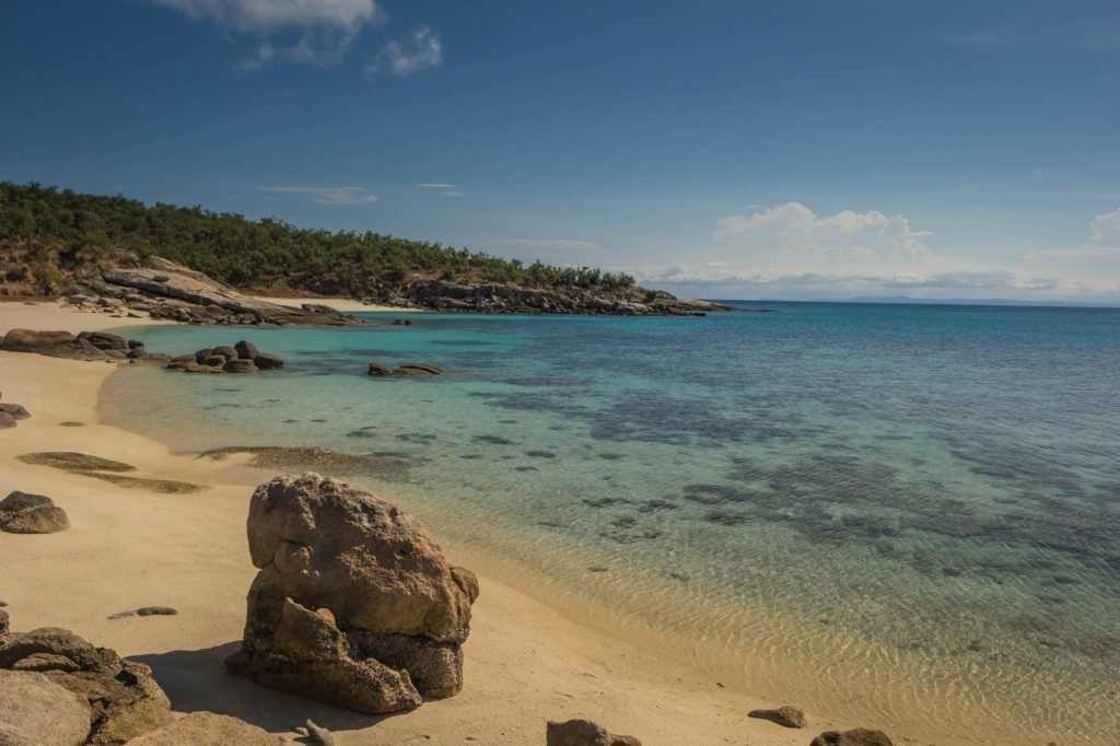 beach near cairns