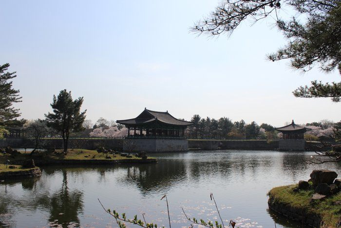 Dongjung Palace, Gyeongju - cool place to visit in South Korea