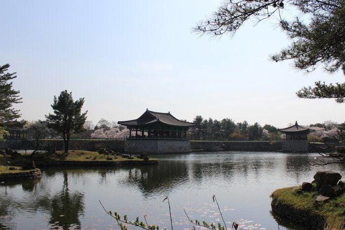 Dongjung Palace Gyeongju