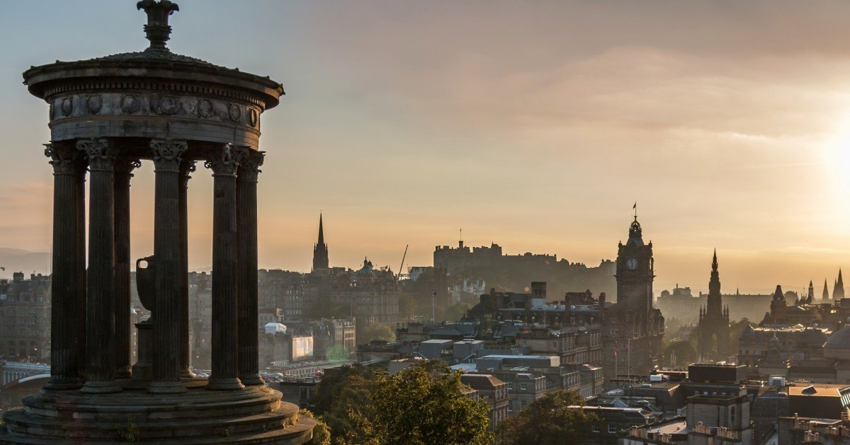 Edinburgh 3 day itinerary