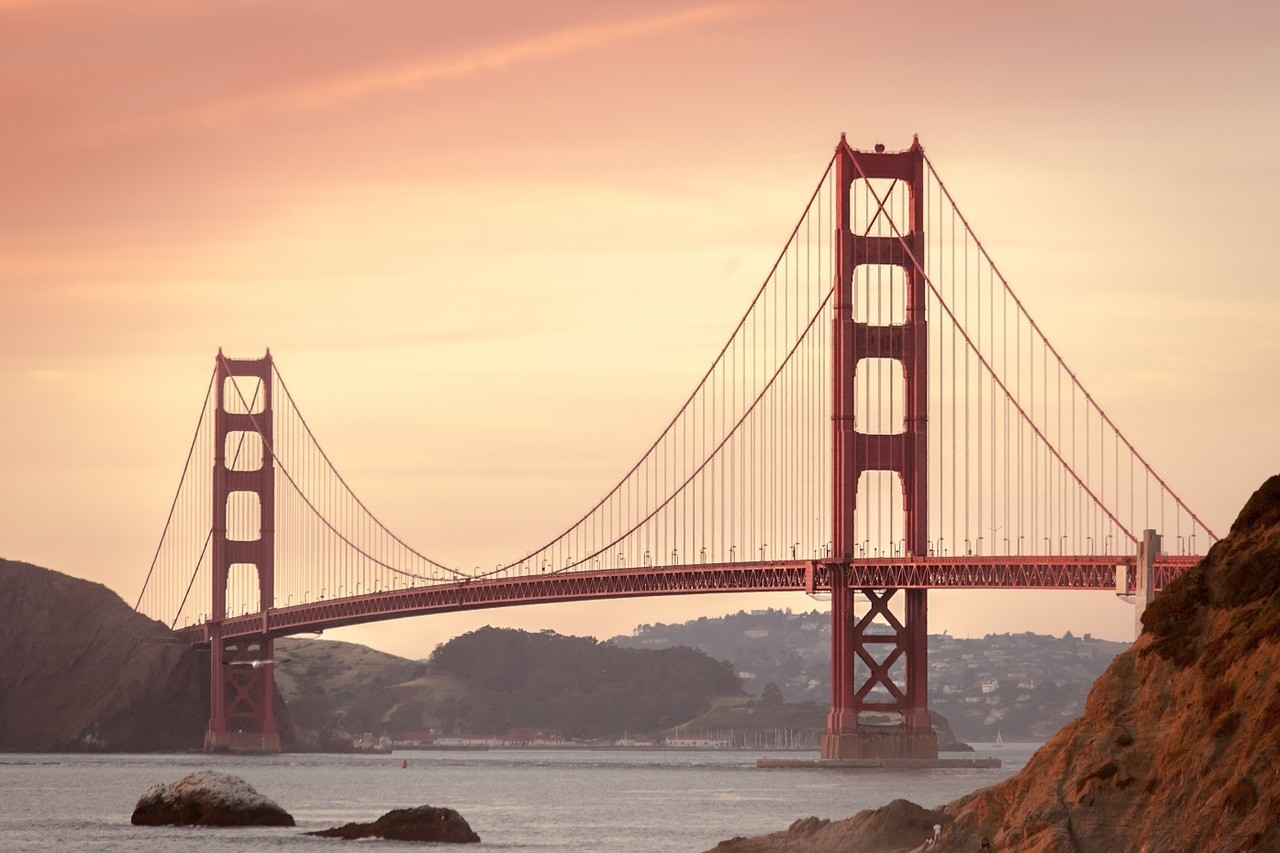 golden gate bridge san francisco travel to california