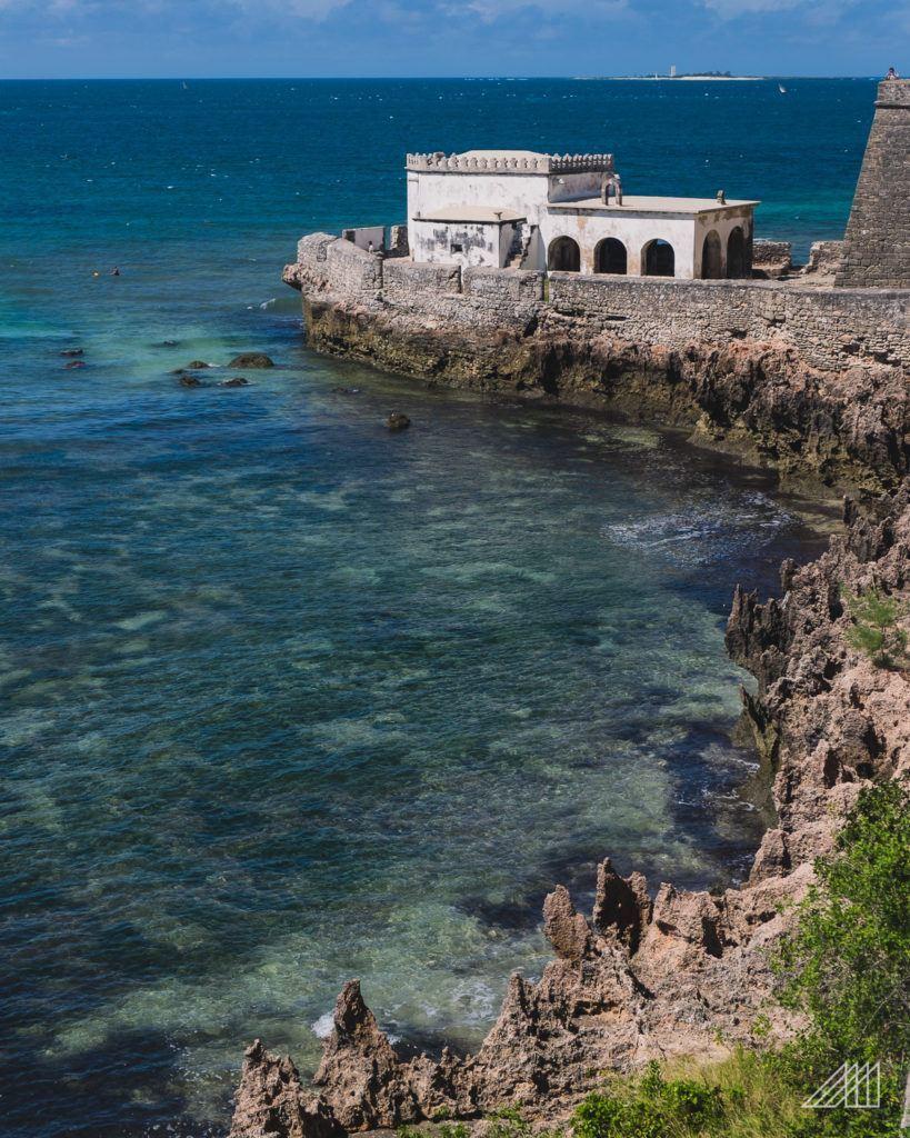 ilha de mocambique white house