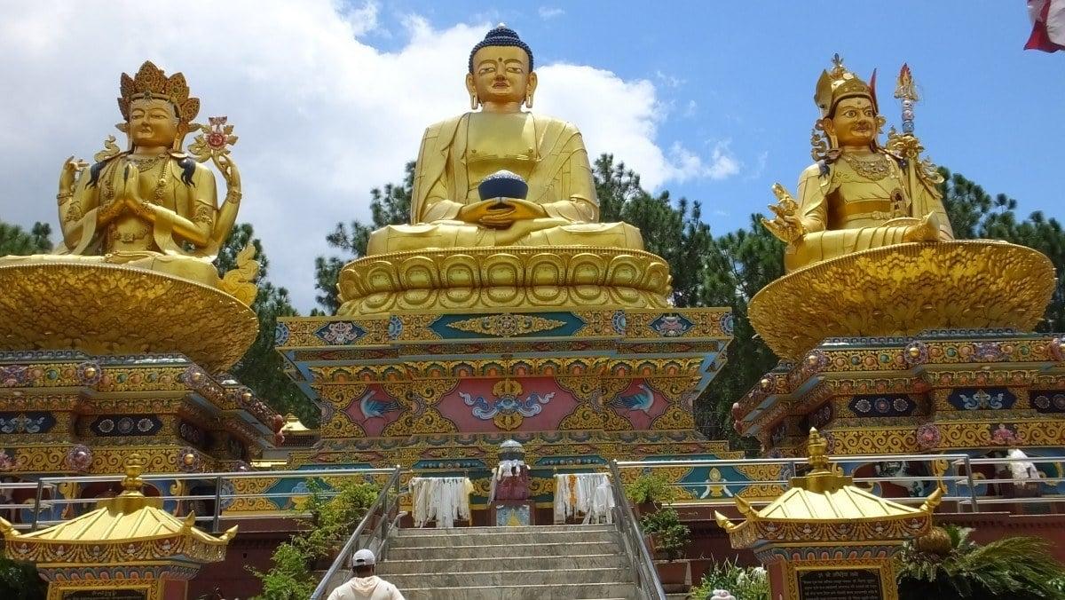 backpacking kathmandu