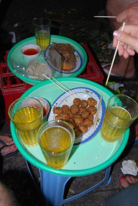 Nightlife in Hanoi