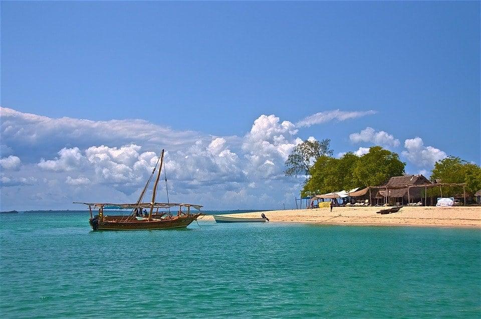 clean oceans zanzibar tanzania