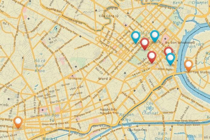 Ho Chi Minh City 3 Day Itinerary