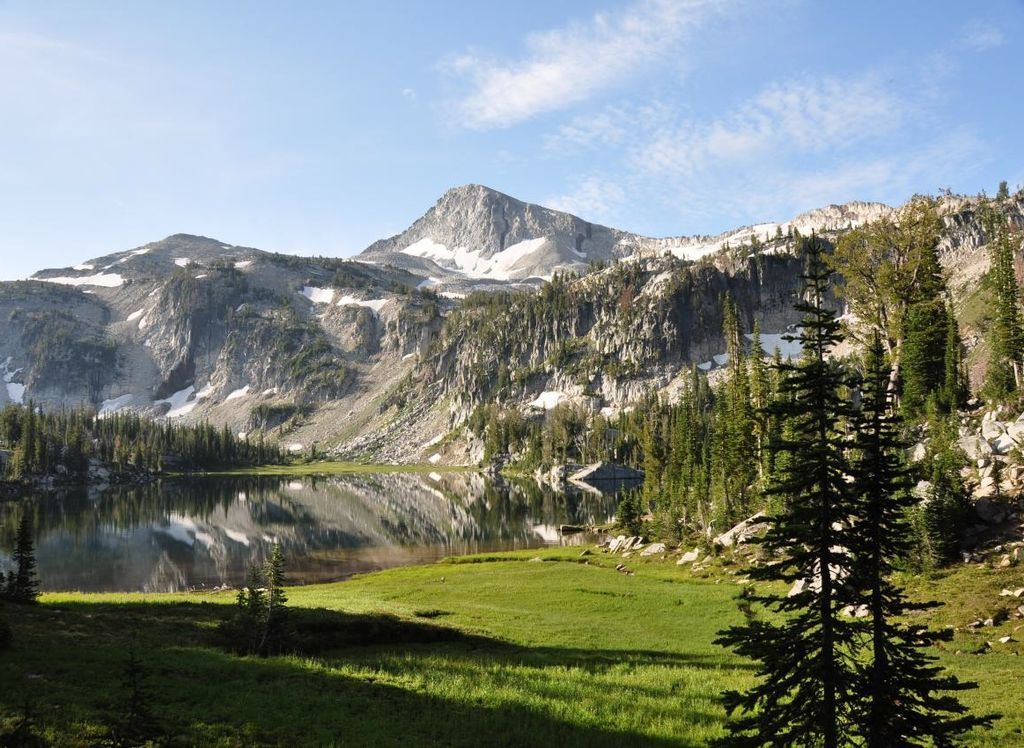 eagle cap best hikes in oregon