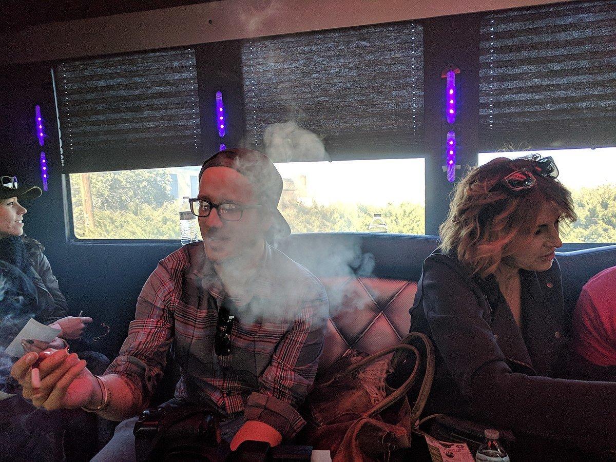people smoking weed in denver travel guide