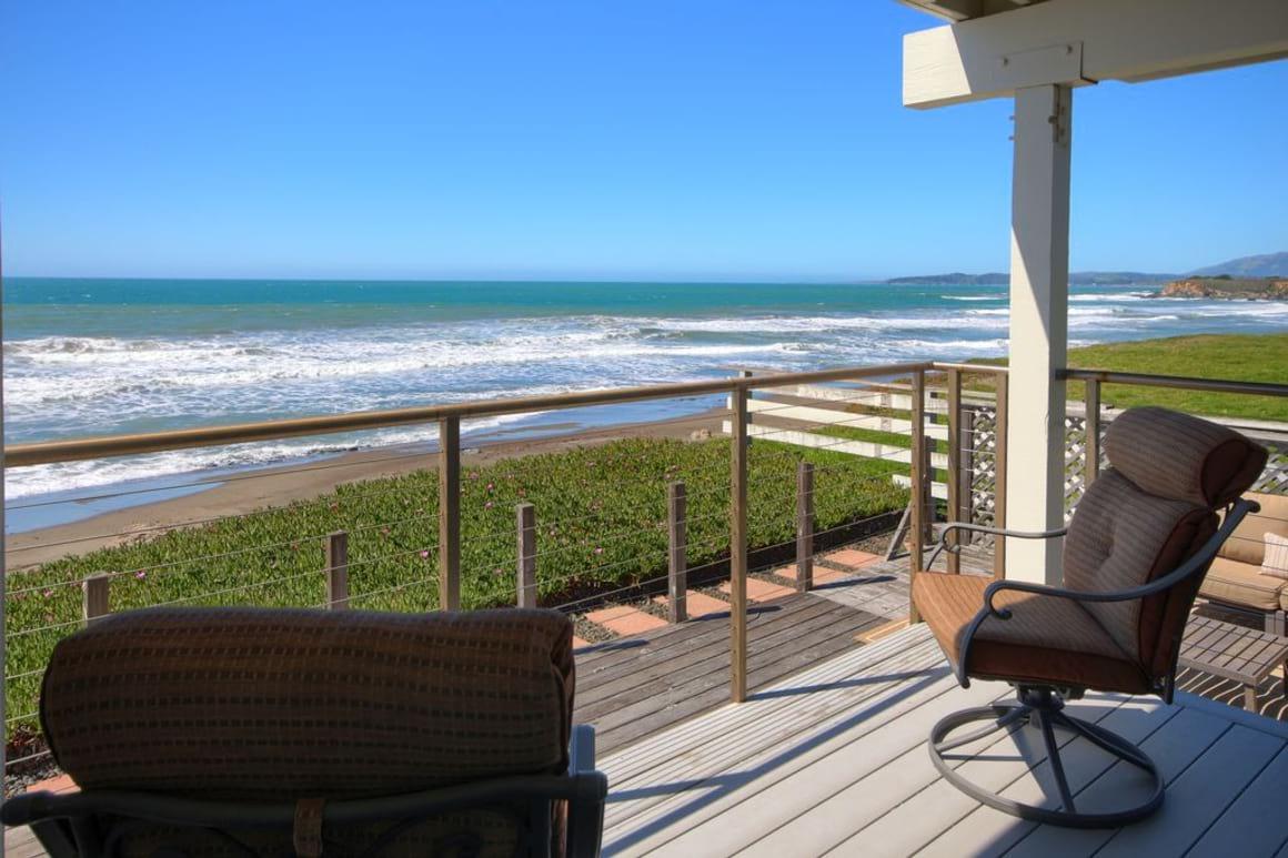 4 Bedroom Oceanfront Apartment