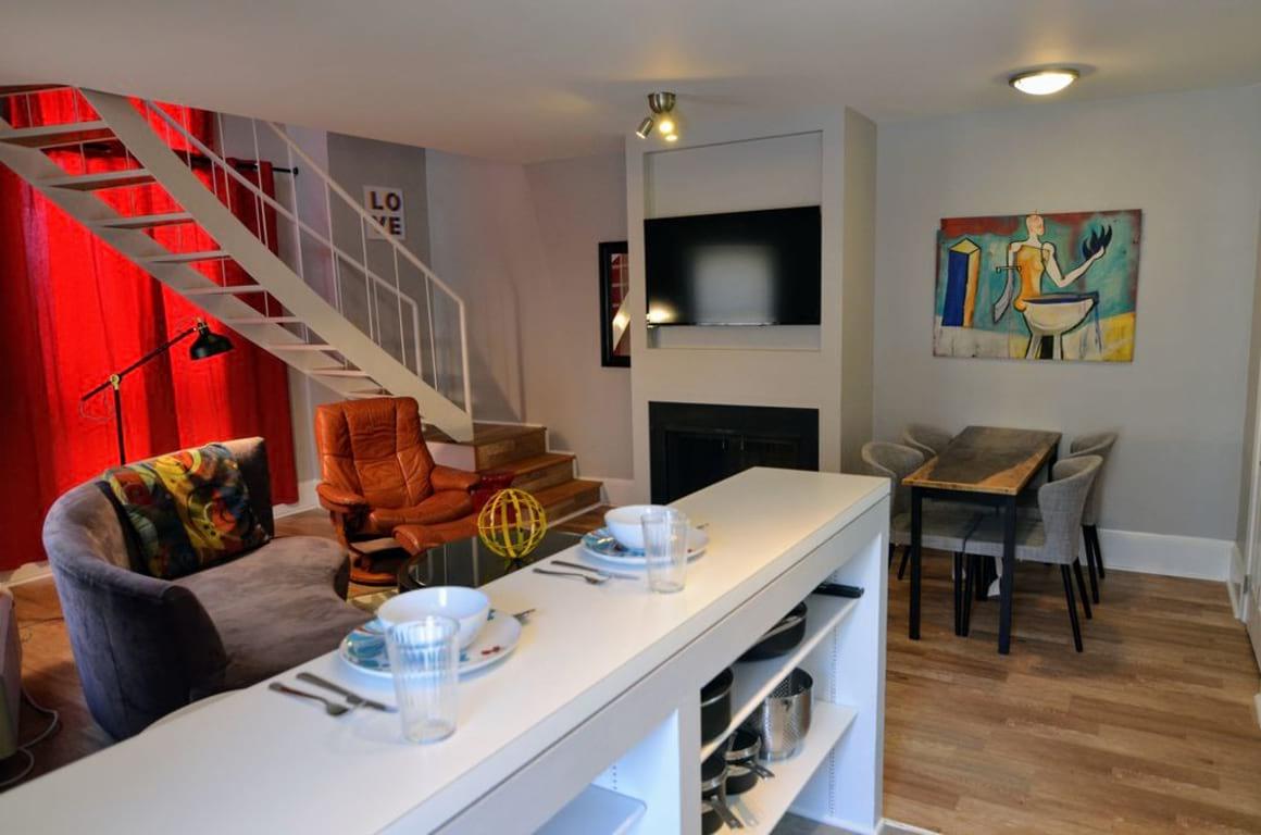 4th Floor Loft Apartment