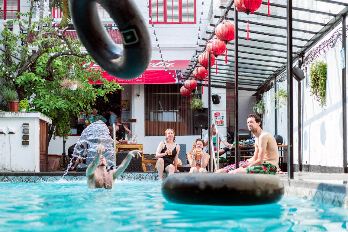 7 Fridays Hostel best hostels in Vietnam