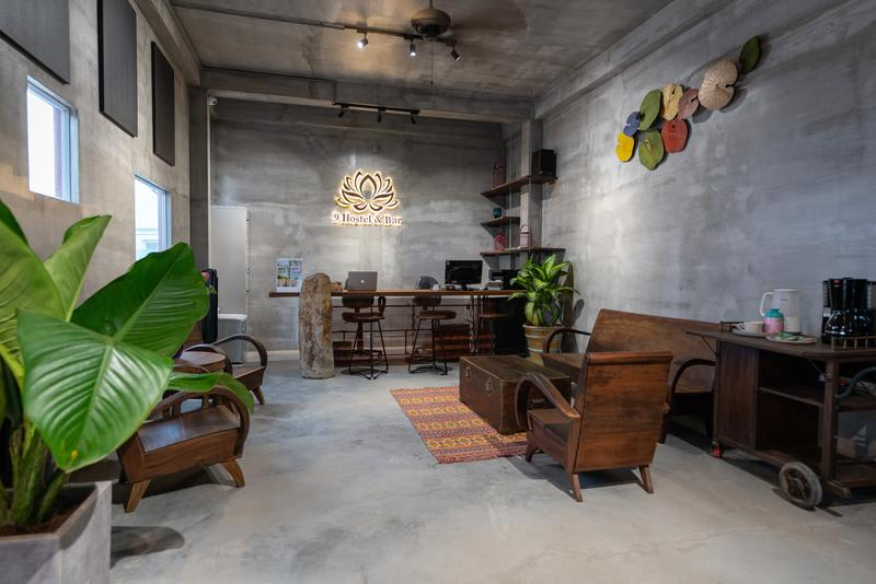 9 Hostel and Bar best hostels in Vietnam