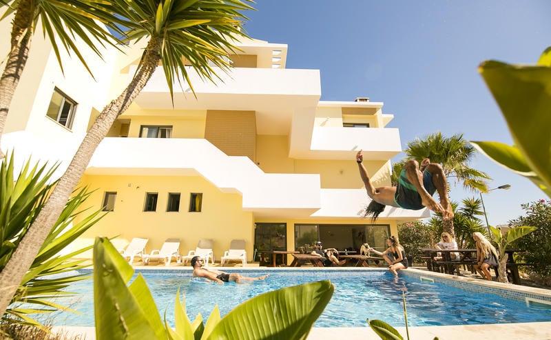 Algarve Surf Hostel - best cheap hostel in Portugal for surfers