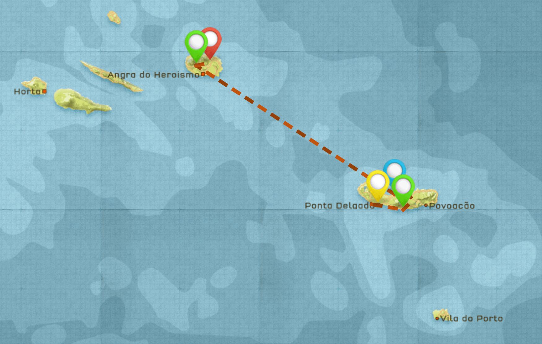 Azores Itinerary #2