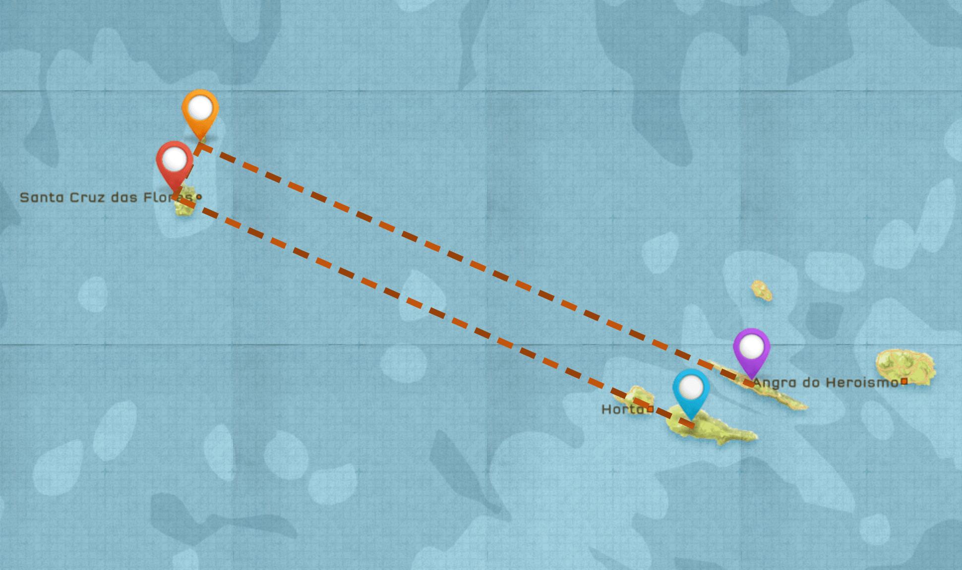 Azores Itinerary #3