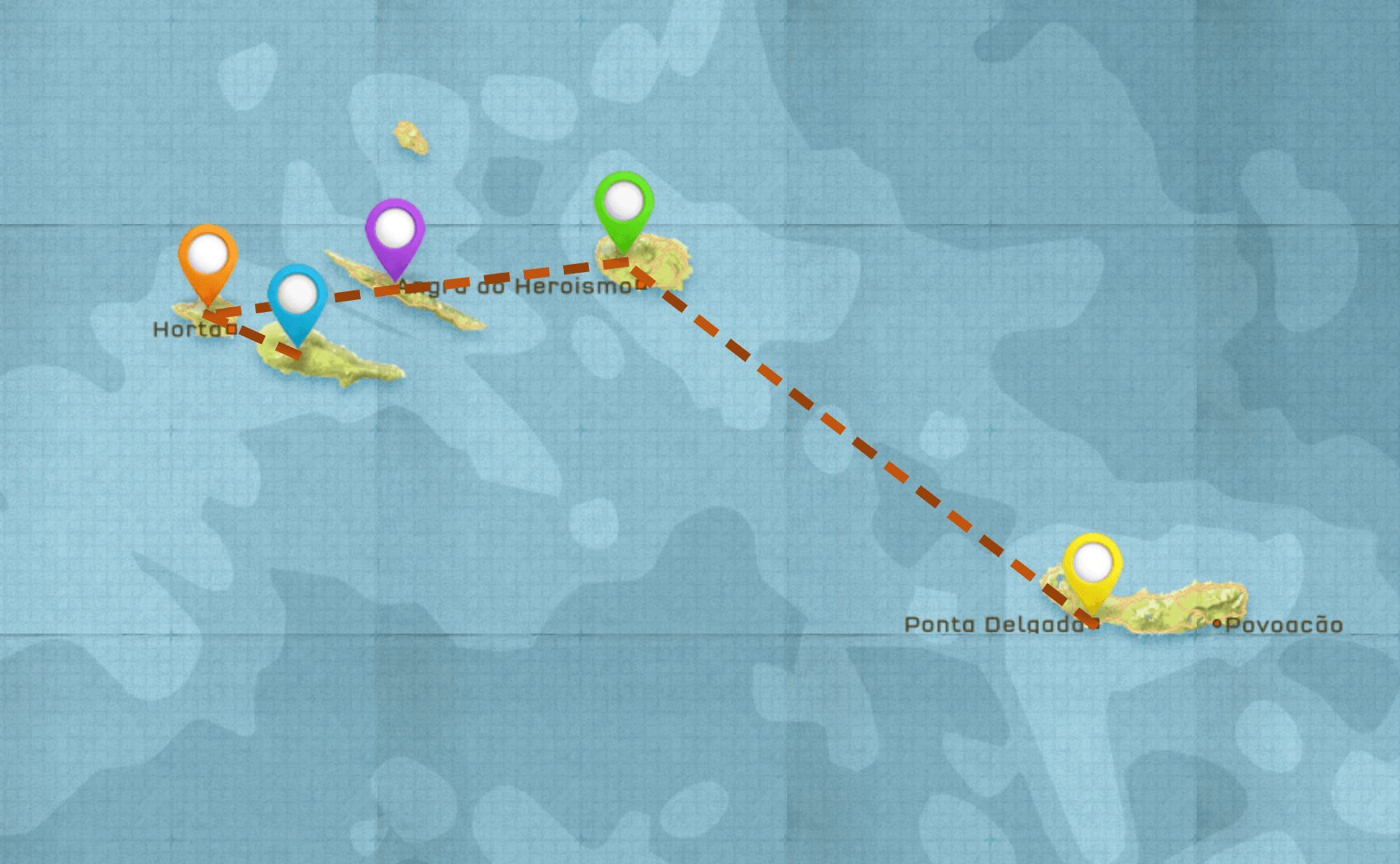 Azores Itinerary #4