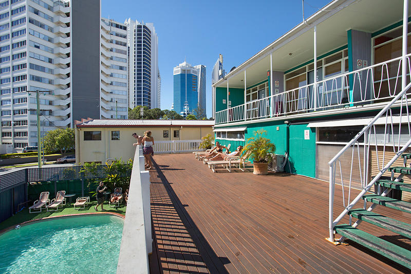 Backpackers in Paradise Resort best hostels in Gold Coast