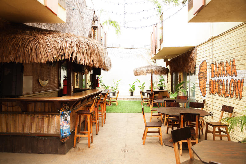Banana Bungalow West Hollywood best hostels in Hollywood