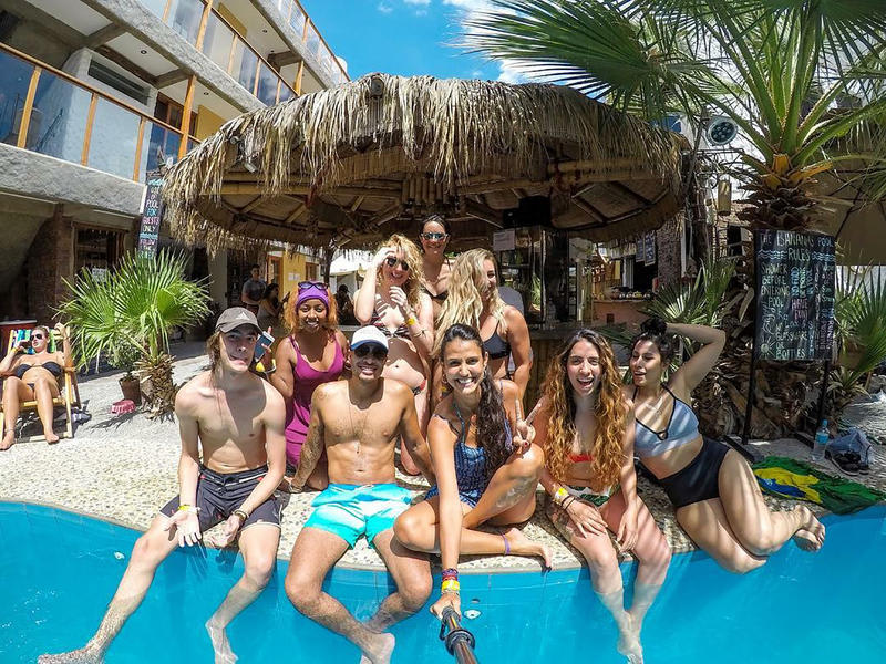 Banana's Adventure best hostels in Peru