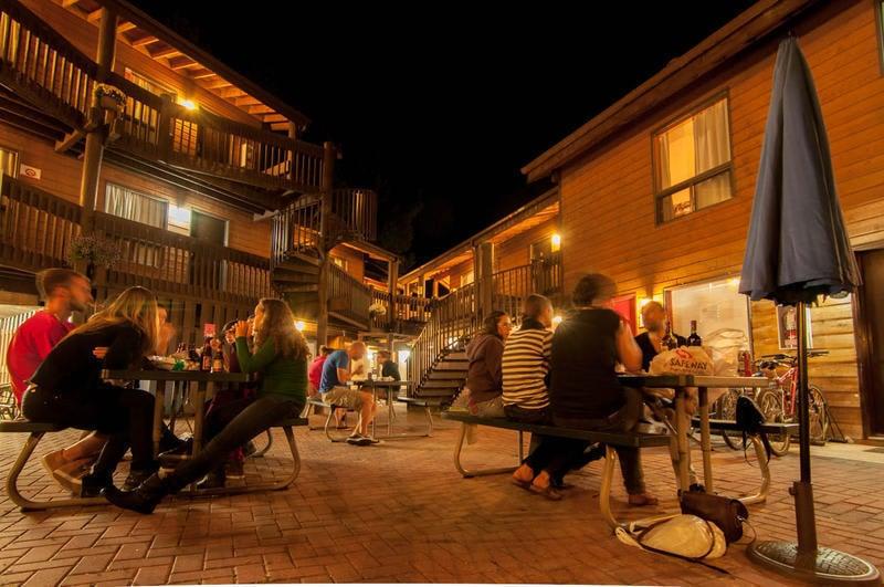 Banff International Hostel best hostels in Canada