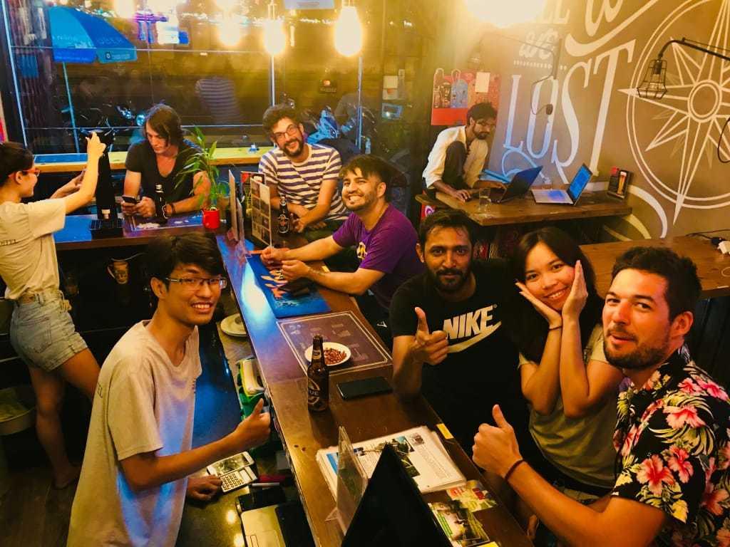 Barneys Da Nang Backpackers Hostel best hostels in Danang