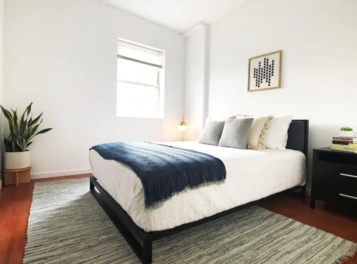 Beautiful Bedroom for 2