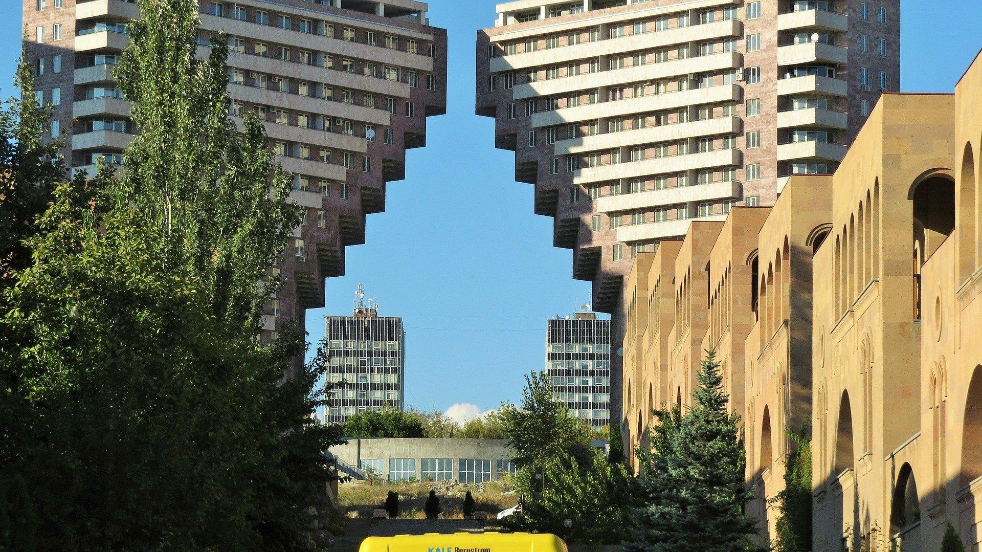 Best Hostels in Yerevan