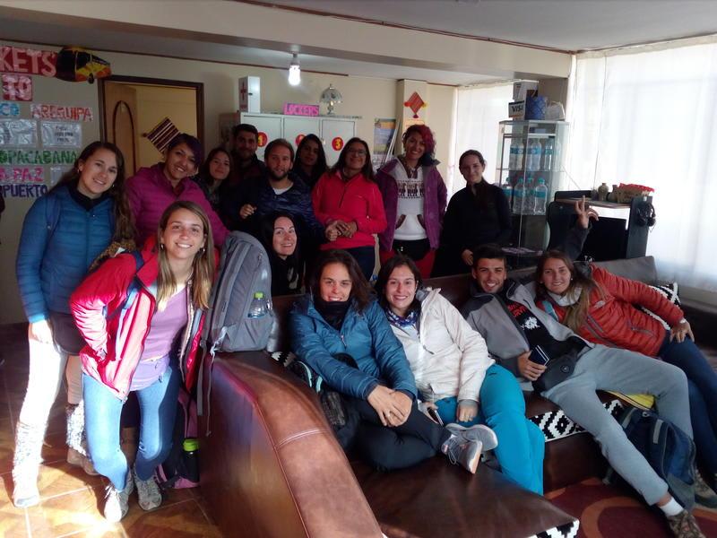 Bonny Hostel best hostels in Peru