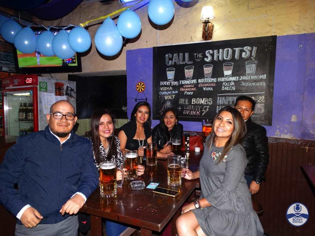 Bothy Hostel best hostels in Peru