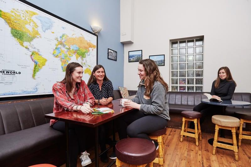 Bru and Bar Hostel - Best party hostel in Cork