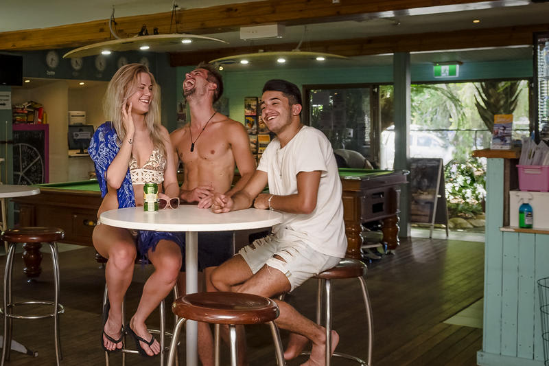 Budds in Surfers Backpackers best hostels in Gold Coast