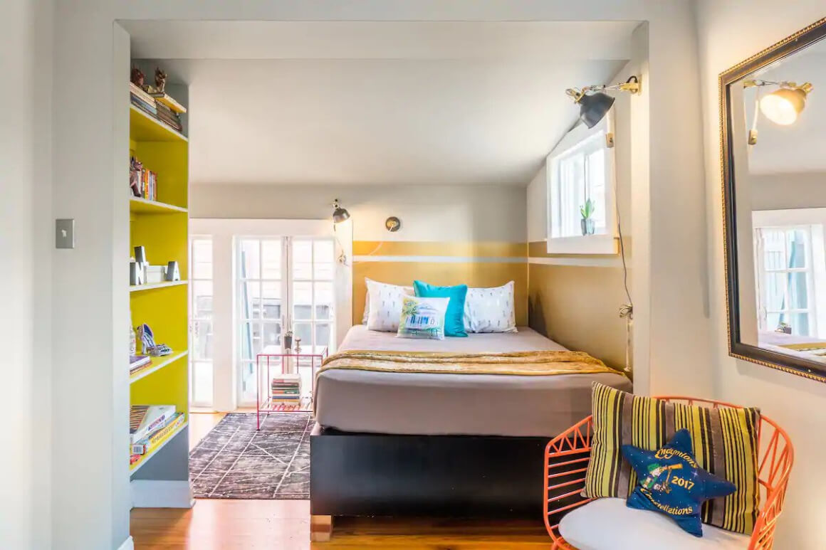 Bywater Guesthouse w/ Tranquil Courtyard