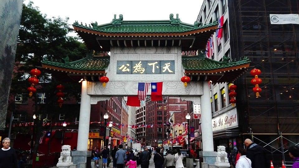 Chinatown, Boston