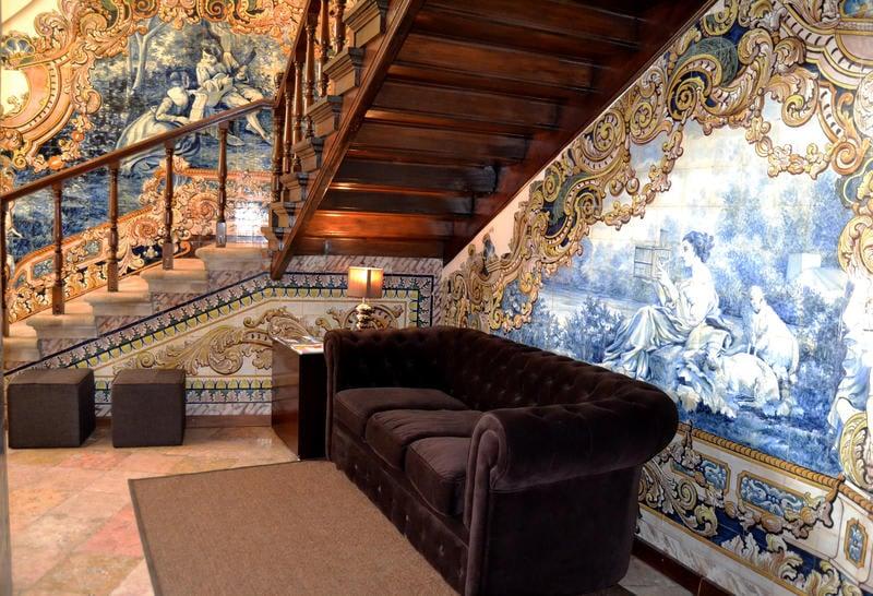 Coimbra Portagem Hostel - good Portugal accommodation for couples