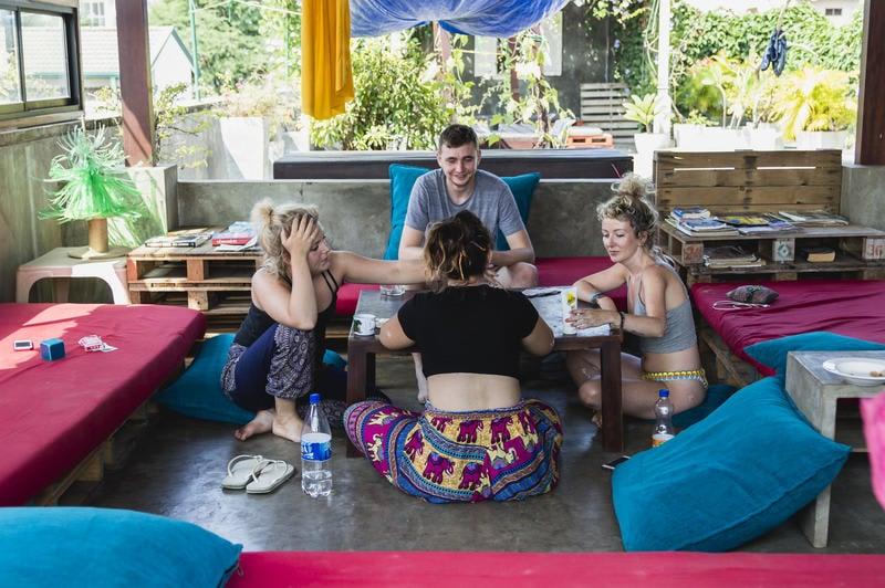 Colombo Beach Hostel by Nomadic best hostels in Sri Lanka
