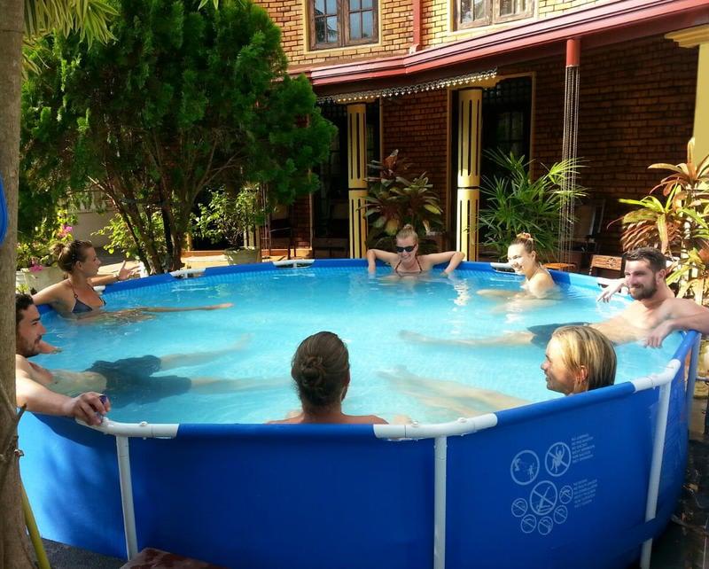 Colombo Lavina Beach Hostel best hostels in Sri Lanka