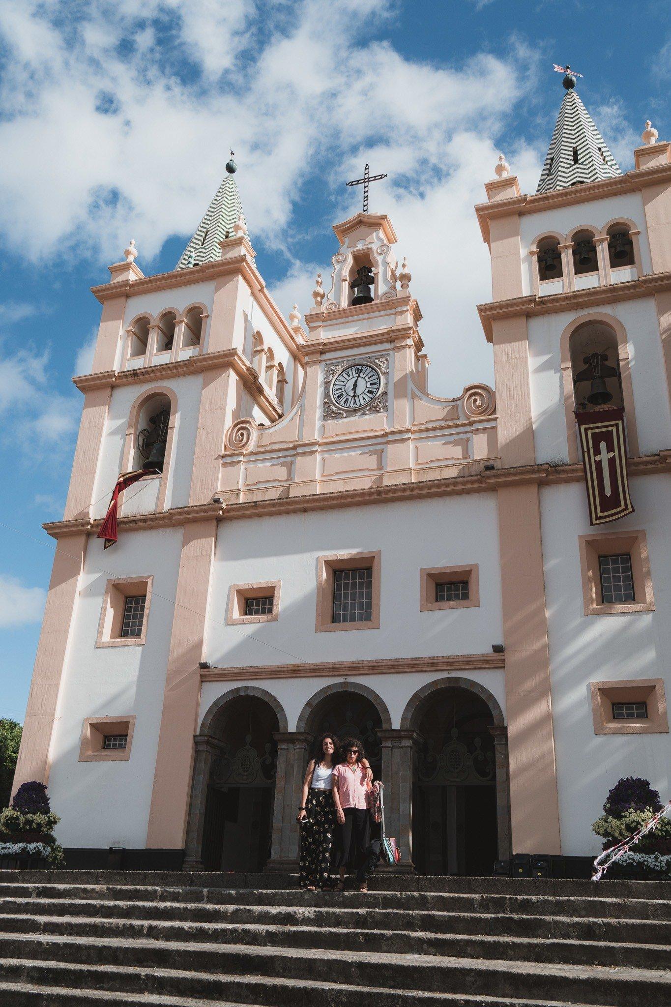 UNESCO heritage site Angra do Heroismo