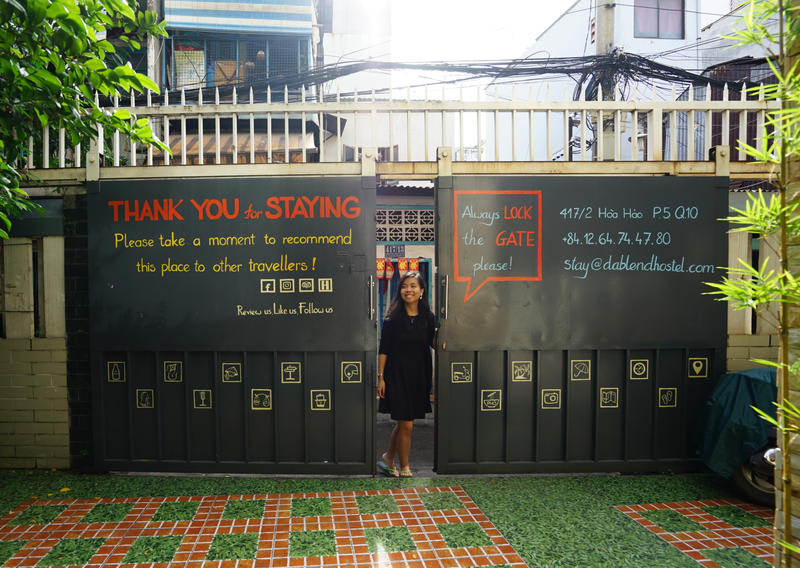 DaBlend Hostel best hostels in Vietnam