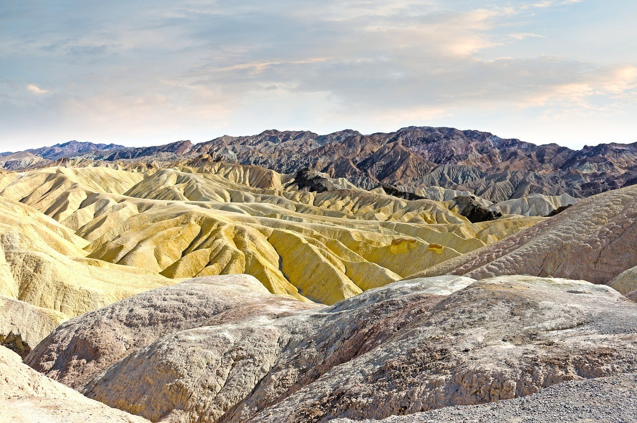 Death Valley best hikes on the west coast
